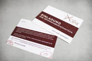BNI_Einladung_Gestaltung_Produktion